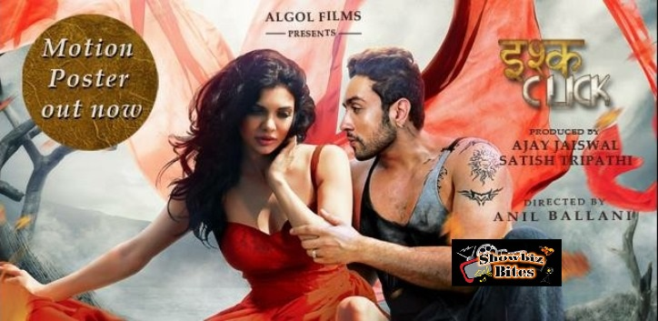 Ishq Click First Motion Poster