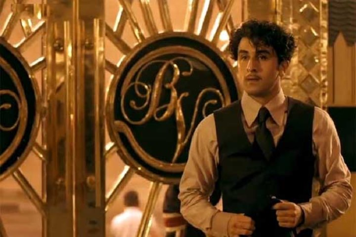 bombay velvet 1st weekend collections