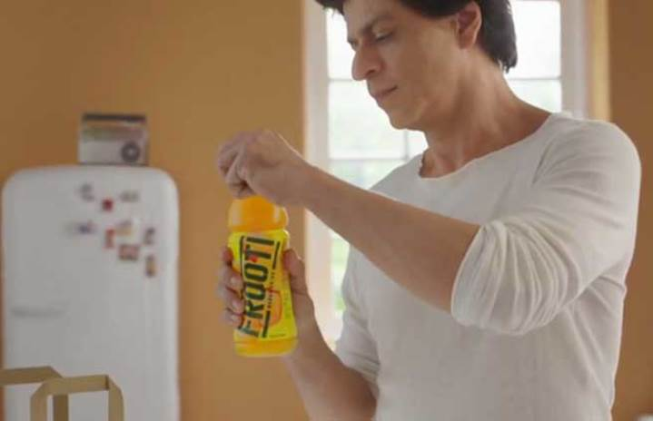 frooti ad