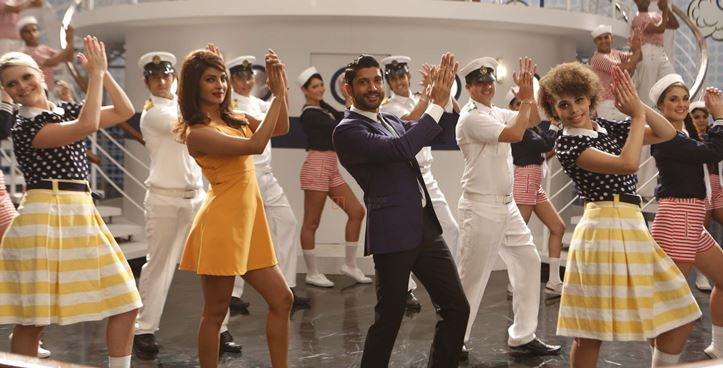 dil dhadakne do opening occupancy
