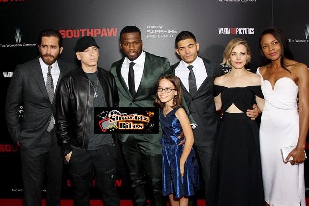 Souhtpaw Premiere in New York