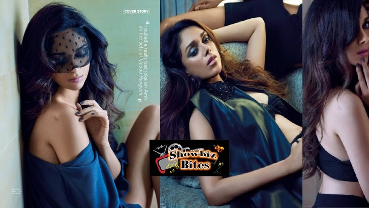 Aditi Rao Hydaro on FHM Magazine Cover