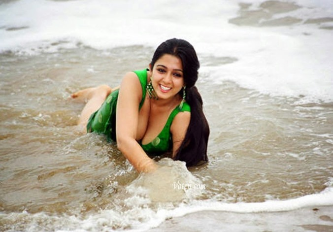 charmi kaur hot song