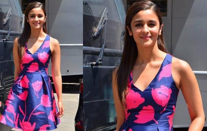 Alia Bhatt's Style