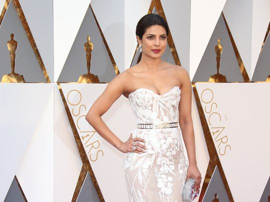 Priyanka at Oscars 2016