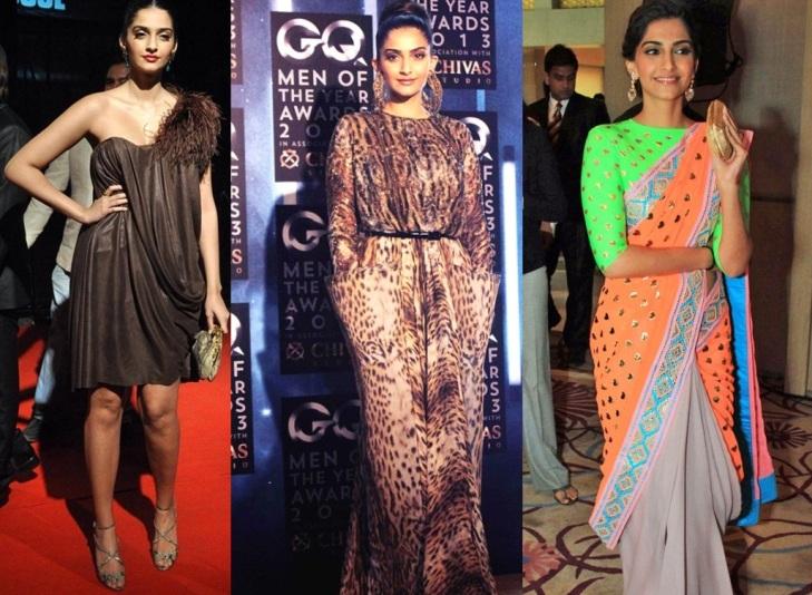 Sonam Kapoor's style