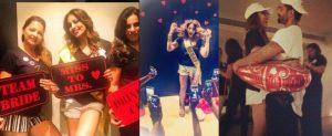 Bipasha Basu's bachelorette party
