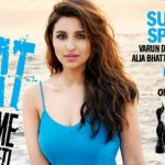 Parineeti Chopra shoots