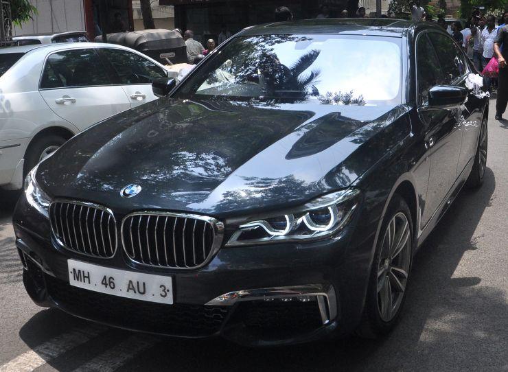 Salman Gifts BMW