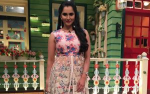 Sania Mirza's Floral Dress Steals the Hearts