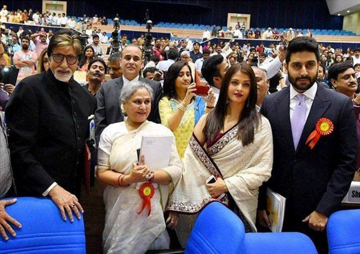 Image Source: Abhishek Bachchan's Facebook Account