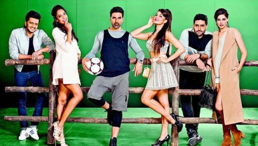 housefull 3 opening occupancy