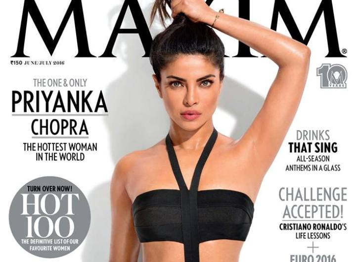 maxim india june issue