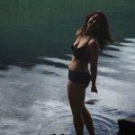 nimrat kaur's bikini photos