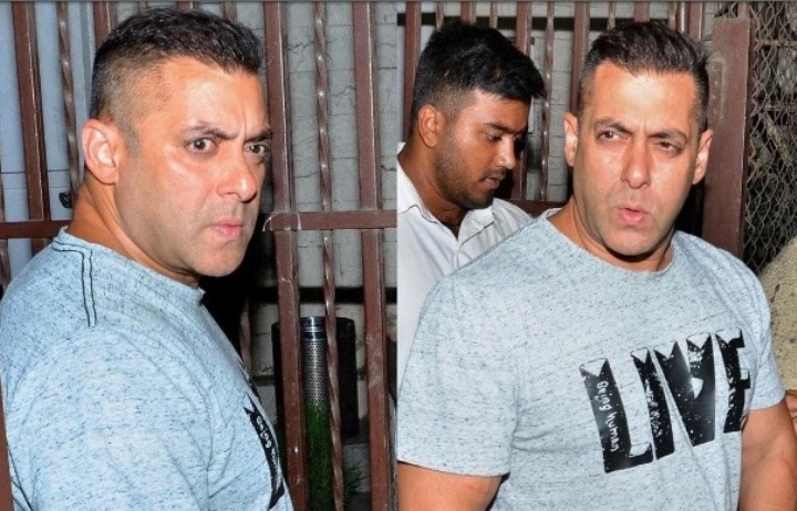 Salman Khan New Hairstyle In Iifa - Best Hairstyle and Haircut Ideas