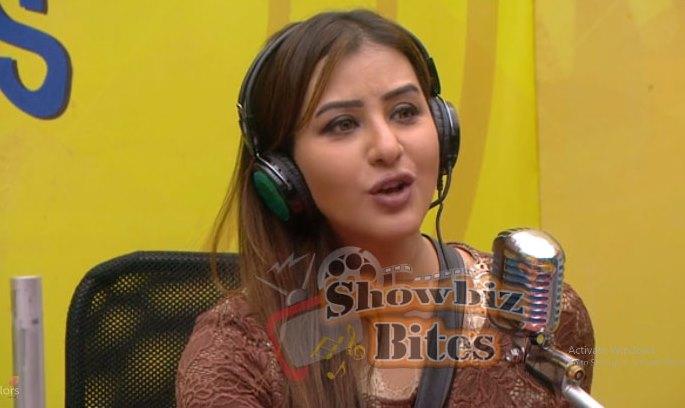 Shilpa Shinde's show
