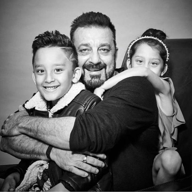 sanjay dutt's kids