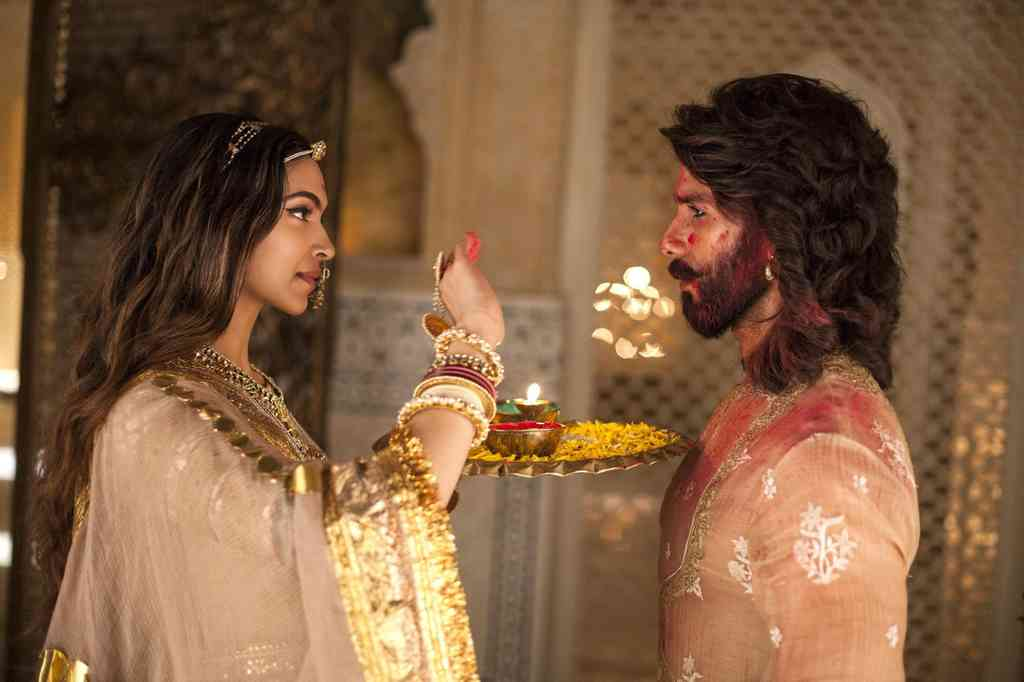 Padmaavat 1st day collection