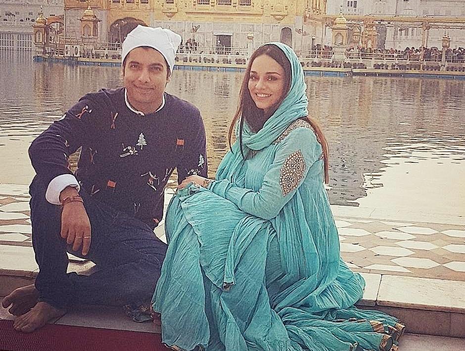 Sshard Malhotra Wedding