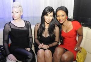 Kim Kardashian Ivory Dress – Stunning and Eye-Catchy