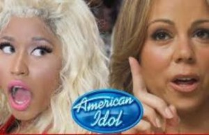 Nicki Minaj and Mariah Carey's Spicy Feud on American Idol 2013