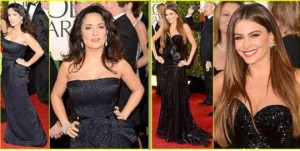 Over 40 Stylish Hollywood Women Steal Whole Attention at Golden Globes Awards 2013