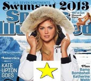 Kate Upton Sizzles on Sports Illustrated's Cover for Second Year
