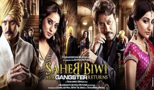 Saheb Biwi Aur Gangster Returns – Movie Review
