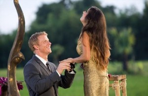 Sean Lowe and Catherine Giudici's Style Statements on The Bachelor 2013 Finale