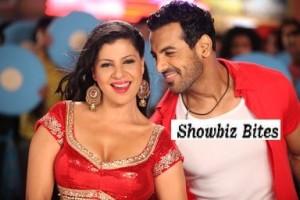 Hot Item Number Picturized on John Abraham and Sambhavna Seth for Welcome Back