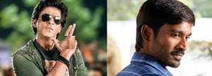 Kolaveri D Famed Dhanush Replaces Shah Rukh Khan in Balki's Upcoming Movie