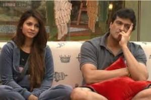 Tanisha Mukherjee and Armaan Kohli Caught Being Intimate on Bigg Boss 7