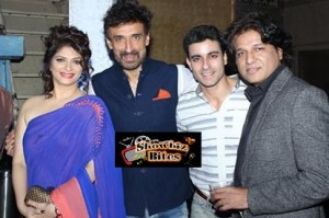 Pics: Celebs at Devon Mein Dev Mahadev Two Years Completion and Hatim's Lunch Party