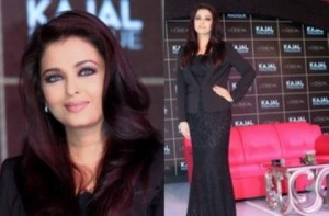 Pictures: Beautiful Aishwarya Rai Launches Kajal Magique by L'Oreal Paris