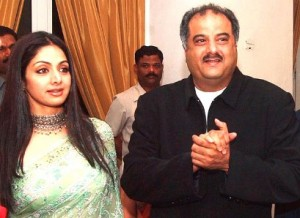 Sri Devi's House Caught Fire, Actress Was Present in the House
