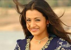 Trisha Krishnan Appointed the New Ambassador of CCL Team Chennai Rhinos