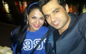 Veena Malik Gets Married Finally with Dubai-Based Businessman