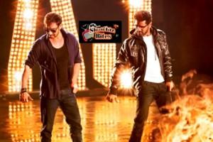 Picture: Ajay Devgn and Prabhu Deva Dance Together for Action Jackson