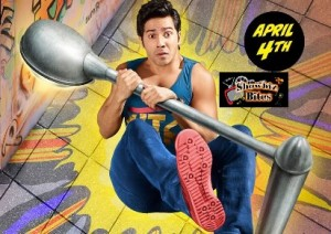 First Look Poster of Main Tera Hero Released, Check it Out