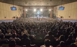 Kapil Sharma Rocks Kuwait with His Live Performance on Stage