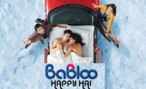 Babloo Happy Hai Movie Review
