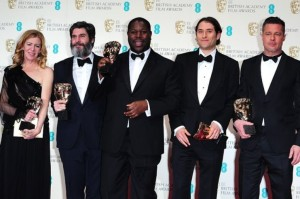 BAFTA 2014 Winners List – 12 Years a Slave Bags Best Movie Award