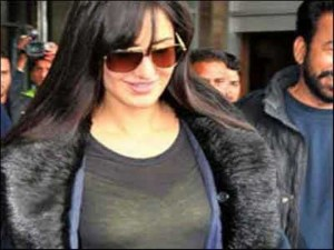 Pictures: Katrina Kaif Shows Body in a See-Through Dress