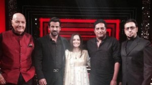 Picture: Bollywood Baddies on Anupama Chopra's Show