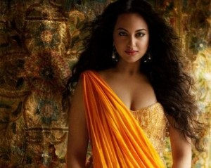 Pictures: Sonakshi Sinha Shows Deep Cleavage