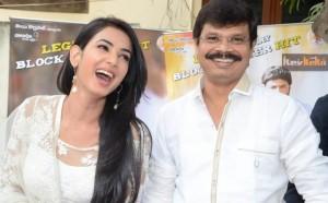 Photos: Balakrishna and Sonal Chauhan Celebrate Legend Success