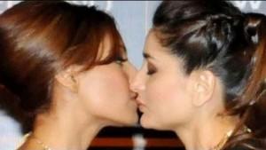Photos: Kareena Kapoor and Bipasha Basu Hot Kiss, Check Out