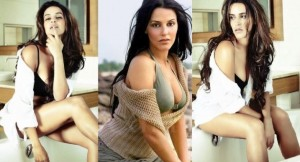 Pictures: Neha Dhupia Shows Juicy Assets and Body, Let's Feel the Heat
