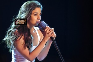 Alia Bhatt's Live Performance on Samjhawan Unplugged