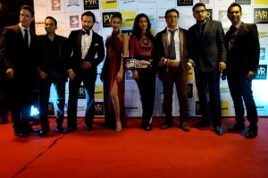 Happy Ending Premiere – A Rocking and Grand Fiesta in New Delhi